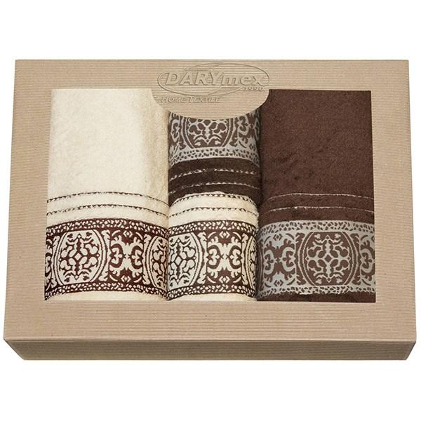 Dárková sada čtyř ručníků Orient