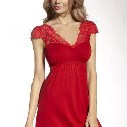 Dámská košilka Diana - červená