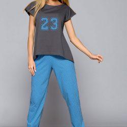 Dámské pyžamo Elise Blue