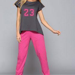 Dámské pyžamo Elise Pink