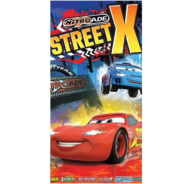 Osuška Cars Street X