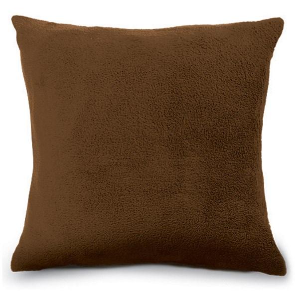 Povlak na polštářek Elegant hnědý