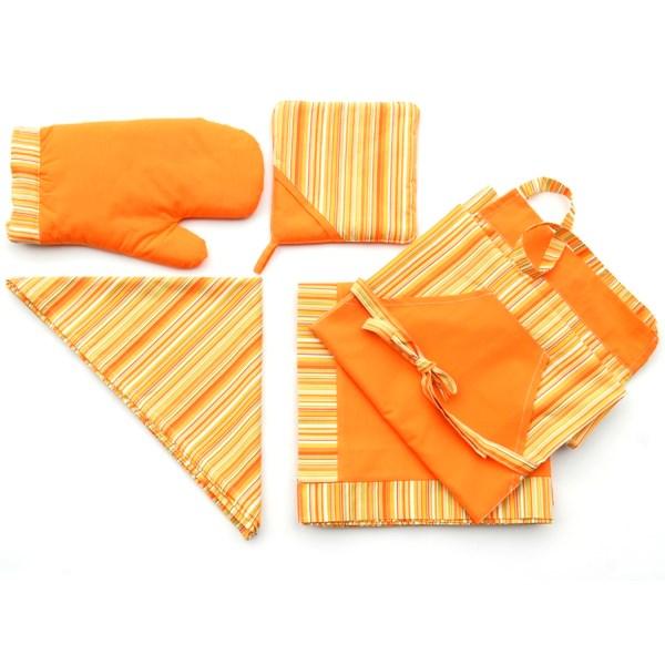 Kuchyňský program Proužek oranžový