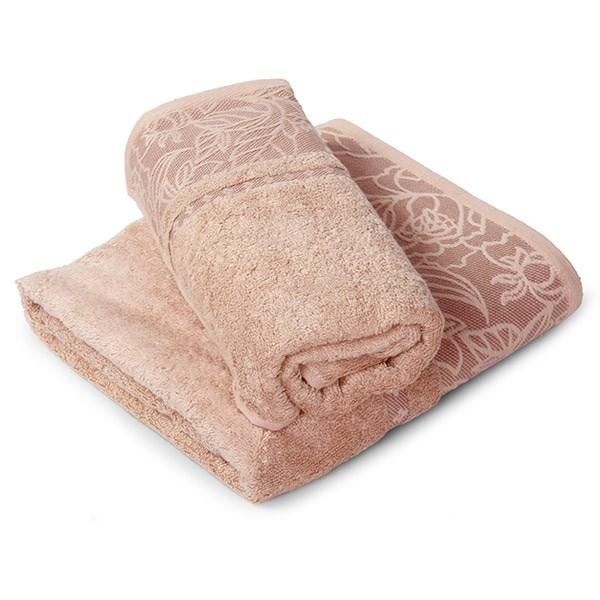 Dárková sada ručníků Eleonora béžová