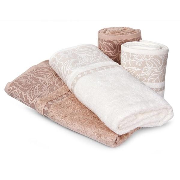 Dárkový set 4 ručníků Eleonora