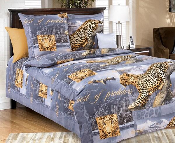 3D povlečení Leopard