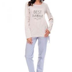 Dámské bavlněné pyžamo Best Mum